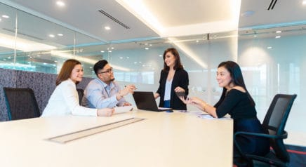 Fully-equipped Boardrooms