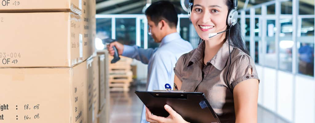 logistics and transport outsourcing