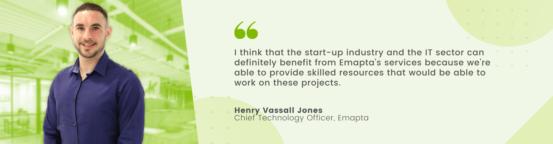 Thought about AI by Henry Vassall Jones.